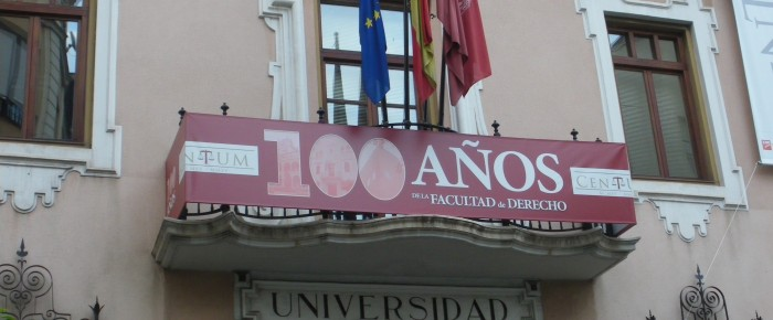 CENTENARIO DE LA FACULTAD DE DERECHO DE LA UNIVERSIDAD DE MURCIA (ESPAÑA) 1915-2015