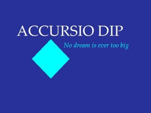 ACCURSIO DIP dreams too big