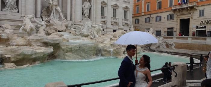 Boda en Roma