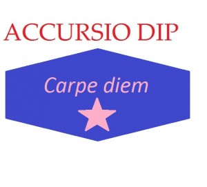 ACCURSIO LATIN - Carpe diem