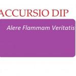 ACCURSIO LATIN - ALERE FLAMAMM veritatis