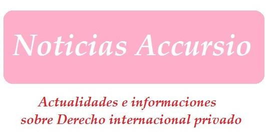 Noticias Accursio 2017-004 / 27 julio 2017