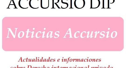 Noticias Accursio 2017-003 / 15 julio 2017
