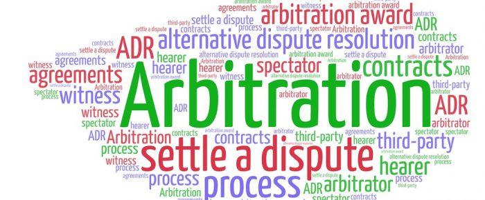 Tarjeta roja en el arbitraje privado internacional: tribunales competentes para conocer de una demanda por responsabilidad civil de un árbitro